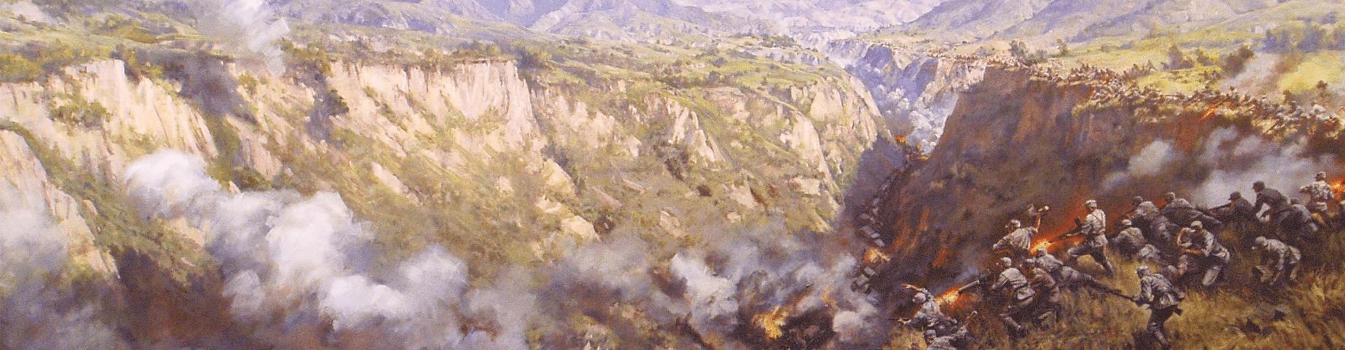 苏区首府-红色上杉