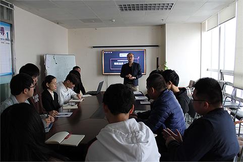 南顺网络团队建设与企业文化建设